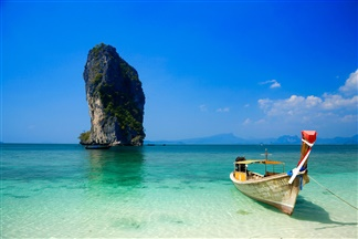 Honey Moon in Thailand