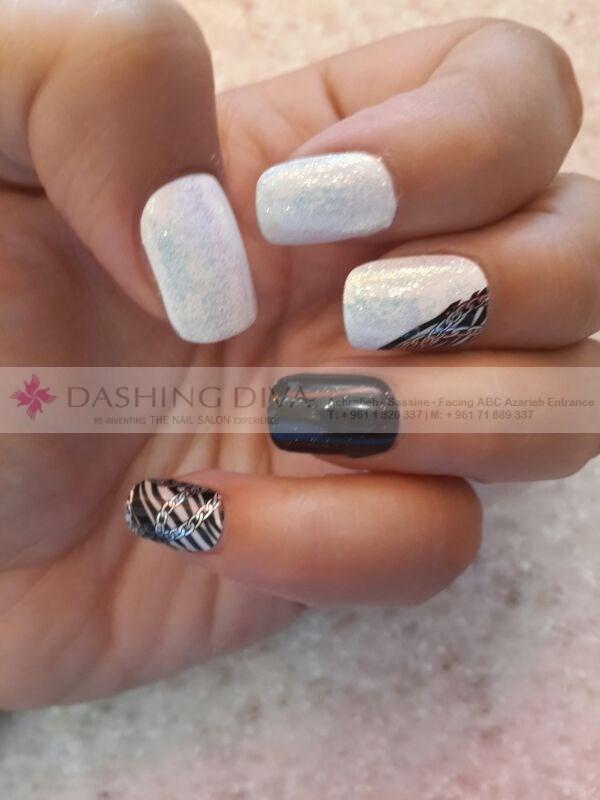 dashing diva nail art– weddingfestive.com