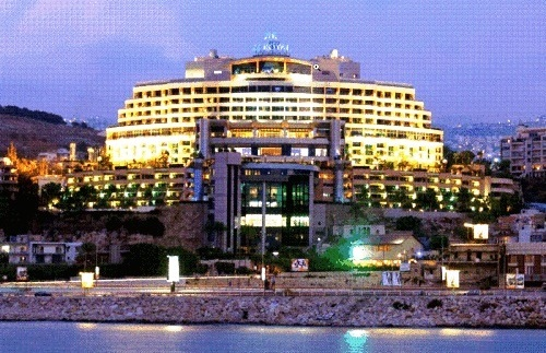 Hotel facing casino du liban