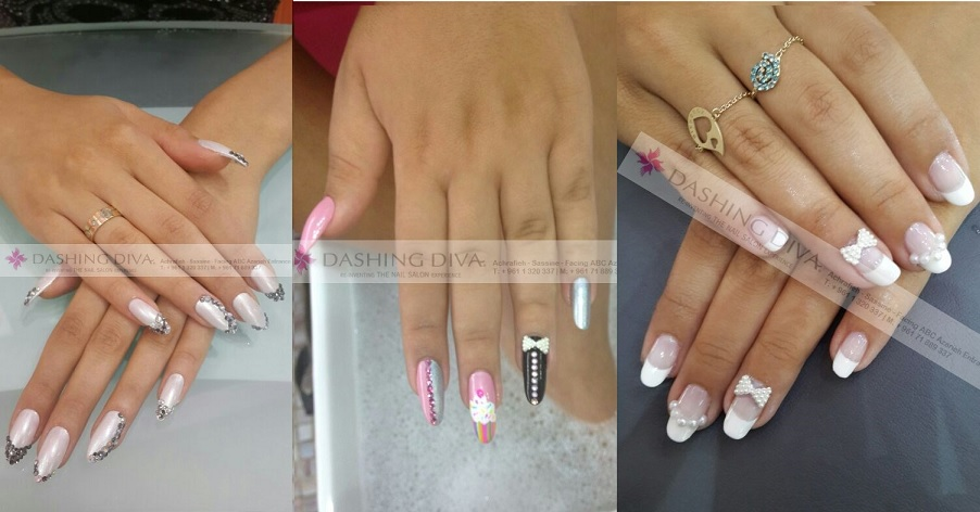 Dashing Diva Lebanon The Ultimate Nail Spa Experience
