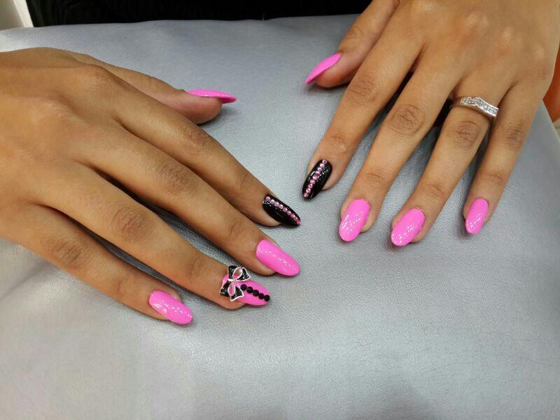 Dashing diva nail art - Diva nails and beauty ...